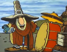 поющий пират