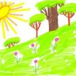 """Конспект занятия на тему """"Весна"""""""