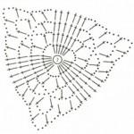 Схема купальника