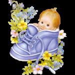 Выбираем обувь для малышей