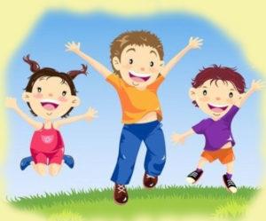гиперактивность у детей