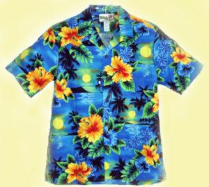 рубашка для говайской вечеринкиl