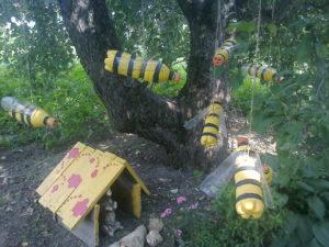 пчелы для огорода