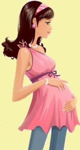 беременная,14 недель