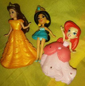 наборы принцесс