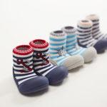 Аттипасы – первая обувь для малышей.